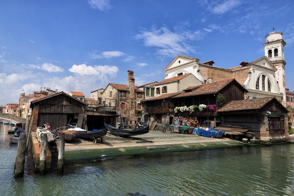 Squero di San Trovaso (Venice)